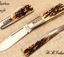 Barlow-Knife (Medium) (Custom)